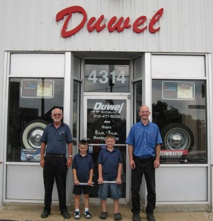 The Duwel Family - Duwel Automotive Service Cincinnati, Ohio